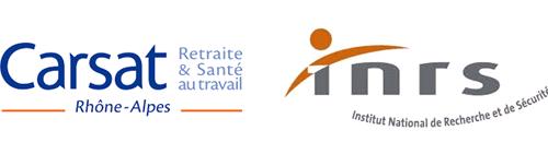 logo CARSAT INRS